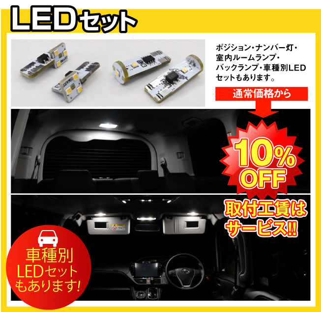 LEDセット