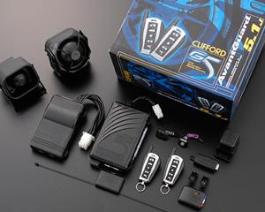 CLIFFORD(クリフォード)AvantGuard 5.1J