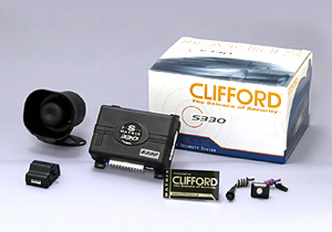 CLIFFORD(クリフォード)MATRIX S330