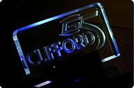 CLIFFORD(クリフォード)CLIFFORD G5 ロゴ
