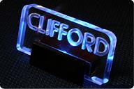 CLIFFORD(クリフォード)CLIFFORD ロゴ