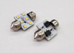 Smart LED T10 29mm