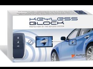 AUTHOR ALARM KEYLESS BLOCK(キーレスブロック)
