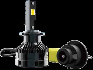 Smart 純正HID用LED変換キットD2D4用