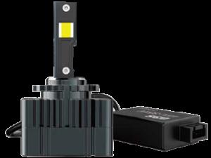 Smart 純正HID用LED変換キットD1D3用